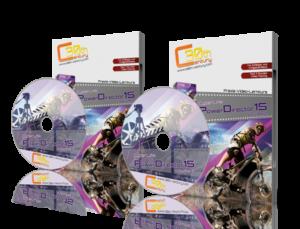 Lernkurs Volume 1+2 für CyberLink PowerDirector 15