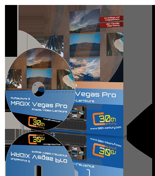 MAGIX Vegas Pro – Aufbaukurs 3